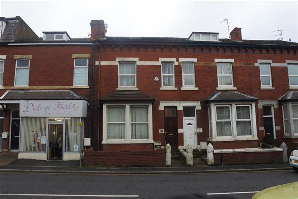 SOLD!!!FOR SALE BY PUBLIC AUCTION - FRIDAY 16TH NOVEMBER 2018 AT 11AM AT THE MACDONALD TICKLED TROUT HOTEL, PRESTON NEW ROAD, PR5 0UJ, OFF JNC 31 OF M6 GUIDE PRICE: £65,000 - £75,000**ATTENTION INVESTORSLANDLORDS** Metcalfs are excited to market this five bedroom terraced property located in a fantastic location close to Stanley Park, Blackpool Victoria Hospital and the M55. Within walking distance of many local amenities and great transport links. This property comprises; entrance hall, two reception rooms, kitchen, bathroom, four double bedrooms and a single bedroom. The property boasts full gas central heating as well as double glazing throughout.Currently tenanted £160PW giving a yield of 12.8%! (Please note: this property is subject to a buyers premium of £1,000 + VAT)VIEWING IS ESSENTIAL TO SEE WHAT THIS PROPERTY OFFERS!