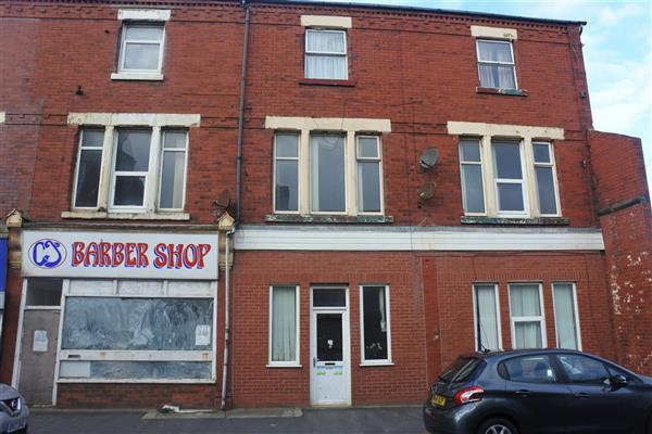 FOR SALE BY PUBLIC AUCTION - FRIDAY 16TH NOVEMBER 2018 AT 11AM AT THE MACDONALD TICKLED TROUT HOTEL, PRESTON NEW ROAD, PR5 0UJ, OFF JNC 31 OF M6 GUIDE PRICE - £180,000 - £200,000Metcalfs are extremely excited to present this block of flats located in a fantastic location in South Shore close to many shops, cafes, Blackpool South train station and many local attractions on the Promenade. This property has eleven self contained flats which are in need of a full renovation. (Please note: this property is subject to a buyers premium of £1,000 + VAT)VIEWING IS HIGHLY RECOMMENDED TO SEE THE POTENTIAL OF THIS PROPERTY. CALL TO BOOK VIEWING TODAY!!