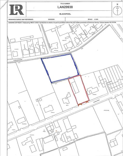 Metcalf's are delighted to bring to the market this huge development opportunity comprising of 0.9 acres of land situated in the prominent location of School Lane. The site extends to lies on the north side of School Road in Blackpool and is currently un-used land that was originally used as a tomato packing shed in the 1960s in connection with horticultural uses in the area. After this use ceased the shed was used for storage. The shed was burnt down in 2007 and the land has not been used after this time for any purpose. The land lies within the Marton Moss area of Blackpool where there are residential properties with associated horticulture and equestrian uses which have developed historically in a sporadic nature. There are residential properties to the immediate west and east boundaries of the site. There are also residential properties to the south, on the opposite side of School Road, and to the north on the opposite side of St Nicholas's Road. (PICTURES TO FOLLOW)