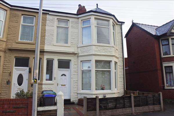 *** INVESTORS... LOOK NO FURTHER, THIS ONE IS FOR YOU! 2 X 2 BED FLATS  ***Metcalf's are excited to present this fantastic property arranged into 2 X 2 bed flats. This property is in a brilliant location in Central Blackpool a stones throw away from Blackpool Football Club, the promenade and Blackpool town Centre. This property is in excellent condition and both flats are currently tenanted and generating £1,062.00pcm. Both flats benefits from full gas central heating and double glazing. Each flat has a separate gas and electricity meter and tenants are responsible for their own council tax. Both flats compromise of a lounge, two good sized bedrooms, modern kitchen and bathroom. Externally the property has a small yard to the rear which is accessed from the ground floor flat and on street parking is available. The property is fully let to long term tenants so investors looking for an easy, no hassle return this is the property for you!! VIEWING IS ESSENTIAL TO SEE WHAT THIS PROPERTY HAS TO OFFER! DON'T DELAY, CALL METCALFS TODAY - 01253 624 047!